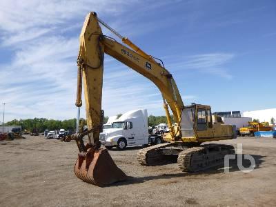 1989 JOHN DEERE 892D LC Hydraulic Excavator
