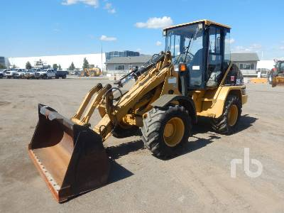 2002 CATERPILLAR 908 Wheel Loader