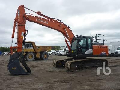 2019 HITACHI ZX210LC-6 Hydraulic Excavator