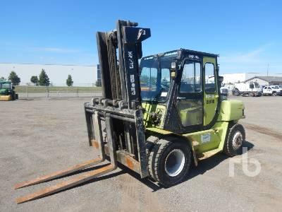 CLARK CMP 70D 13440 Lb Forklift