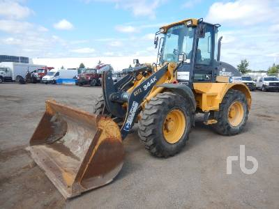 2015 JOHN DEERE 344K Wheel Loader