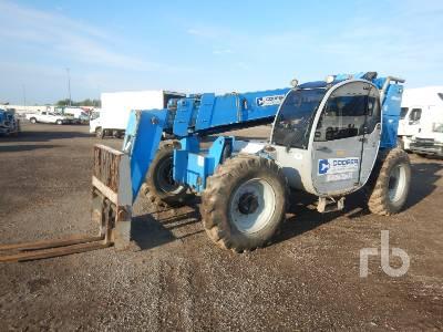 2011 GENIE GTH644 6000 Lb 4x4x4 Telescopic Forklift