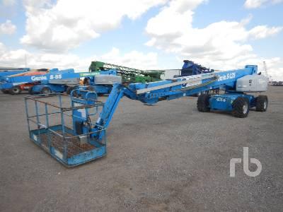2009 GENIE S125 4x4 Boom Lift