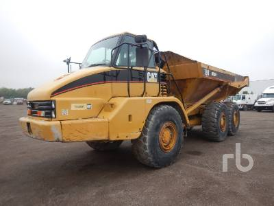 2001 CATERPILLAR 730 6x6 Articulated Dump Truck