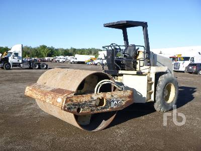 1998 INGERSOLL-RAND SD100D Propac Vibratory Roller