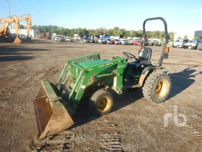 JOHN DEERE 4115 Utility Tractor