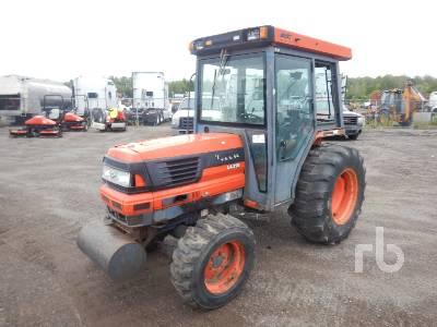 1999 KUBOTA L4310 MFWD Utility Tractor