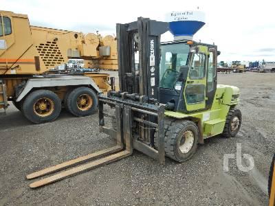 CLARK C70 14800 Lb Forklift