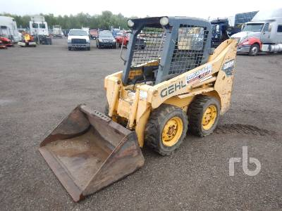 2005 GEHL 3635 Skid Steer Loader