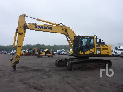 2012 KOMATSU PC240LC-10 Hydraulic Excavator