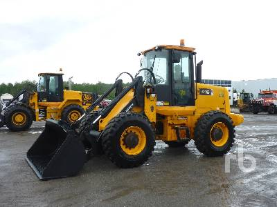 JCB 416HT Integrated Tool Carrier