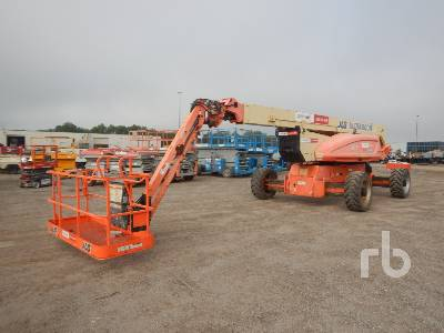 2008 JLG 1250AJP 4x4 Articulated Boom Lift