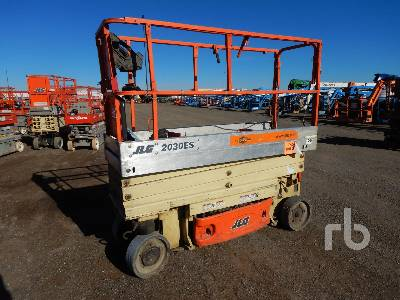 2007 JLG 2030ES 20 Ft Electric Scissorlift