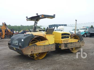 BOMAG BW284AD Tandem Vibratory Roller