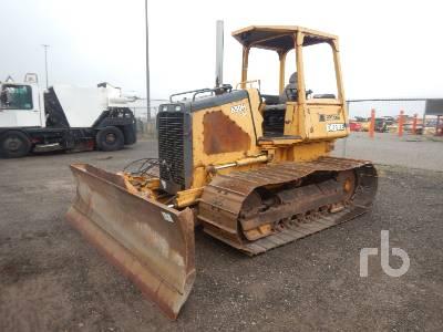 1999 JOHN DEERE 650H LGP Crawler Tractor