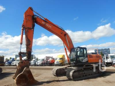 2012 HITACHI 350LC-5N Hydraulic Excavator