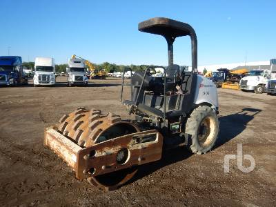 2005 INGERSOLL-RAND SD45FTF Vibratory Padfoot Compactor
