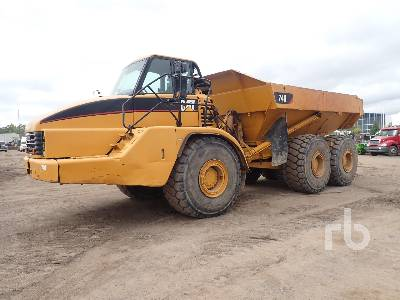 2004 CATERPILLAR 740 6x6 Articulated Dump Truck