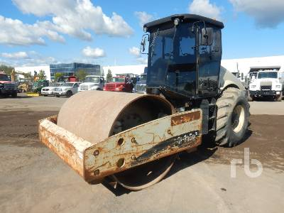 2006 INGERSOLL-RAND SD105DX Vibratory Roller