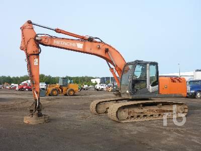 2008 HITACHI 200 LC Hydraulic Excavator