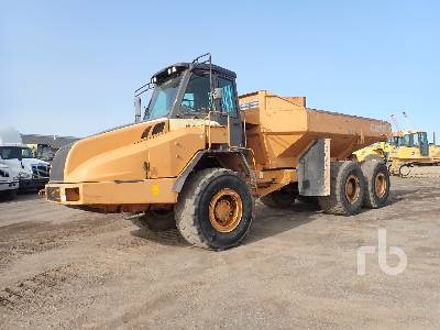 CASE 325 6x6 Articulated Dump Truck