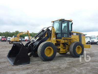 2000 CATERPILLAR IT38G Integrated Tool Carrier