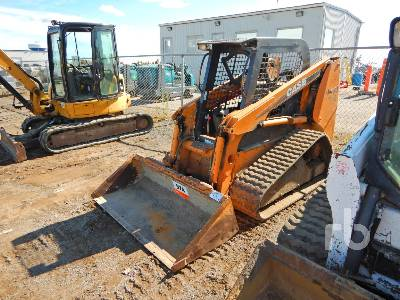 2009 CASE 440CT Compact Track Loader