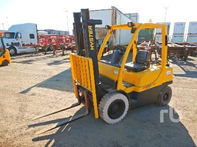 HYSTER H50FT 4650 Lb Forklift