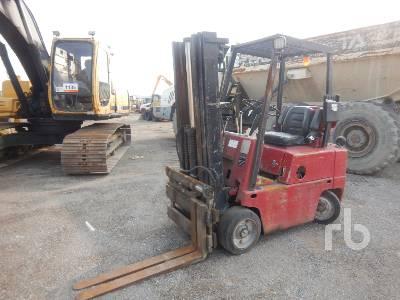CLARK C50040 3550 Lb Forklift