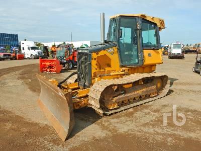 2008 JOHN DEERE 650J XLT Crawler Tractor