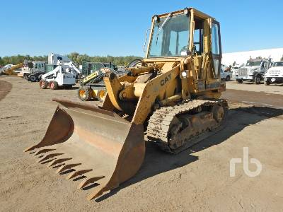 1989 CATERPILLAR 943 Crawler Loader