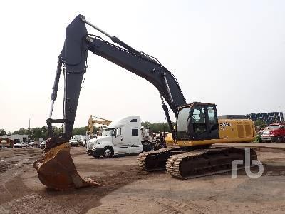 2010 JOHN DEERE 350D LC Hydraulic Excavator