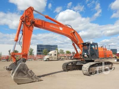 2001 HITACHI ZX650LCH Hydraulic Excavator