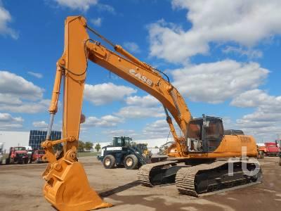 2004 CASE CX460 Hydraulic Excavator
