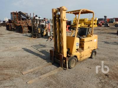CATERPILLAR T50B 5000 Lb Forklift