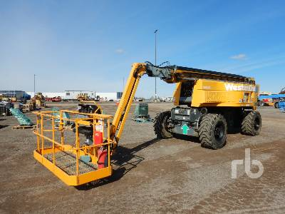 2015 HAULOTTE HA100JRT 4x4 Articulated Boom Lift