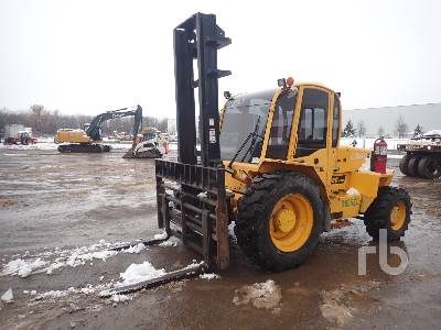 2013 SELLICK S80 8000 Lb Rough Terrain Forklift
