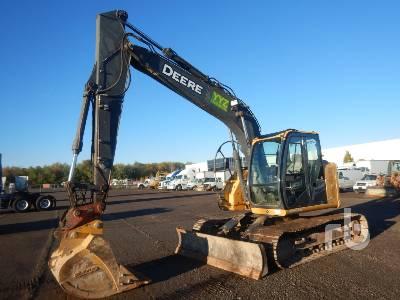 2010 JOHN DEERE 135D Hydraulic Excavator