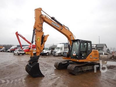 2014 CASE CX130C Hydraulic Excavator