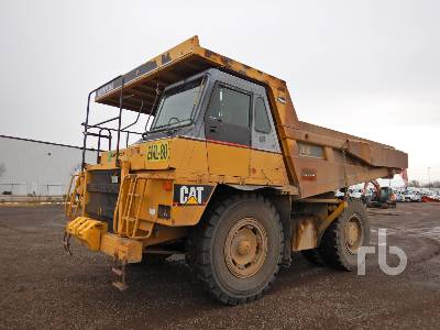 1999 CATERPILLAR 769D Rock Truck