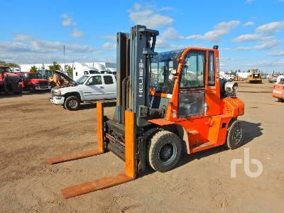 HELI CPQYD70 13670 Lb Forklift