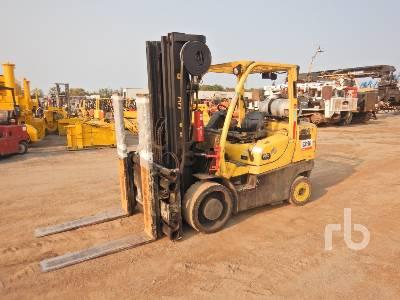 HYSTER S155FT 11300 Lb Forklift