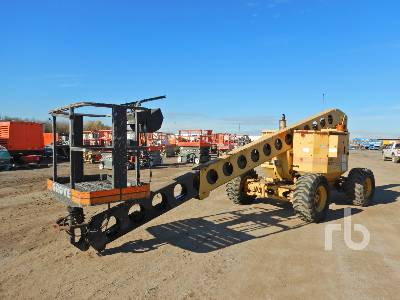 GROVE AMZ56XT 4x4 Articulated Boom Lift