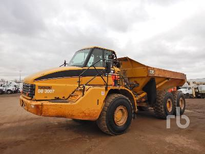 2005 CATERPILLAR 735 6x6 Articulated Dump Truck