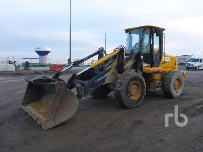 2004 JCB 416 Integrated Tool Carrier
