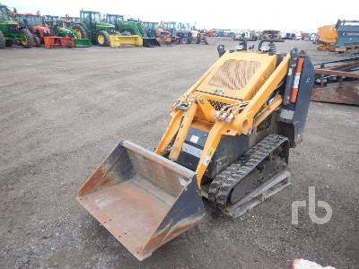 Walk Behind Compact Track Loader