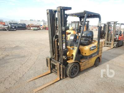CATERPILLAR GC25K 4700 Lb Forklift