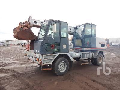2003 GRADALL XL3100 4x4 Mobile Excavator