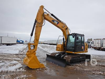 2018 CATERPILLAR 311F LRR Hydraulic Excavator