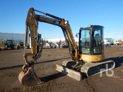 2006 CATERPILLAR 304C CR Mini Excavator (1 - 4.9 Tons)